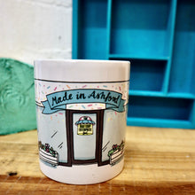 Load image into Gallery viewer, Shop front mug