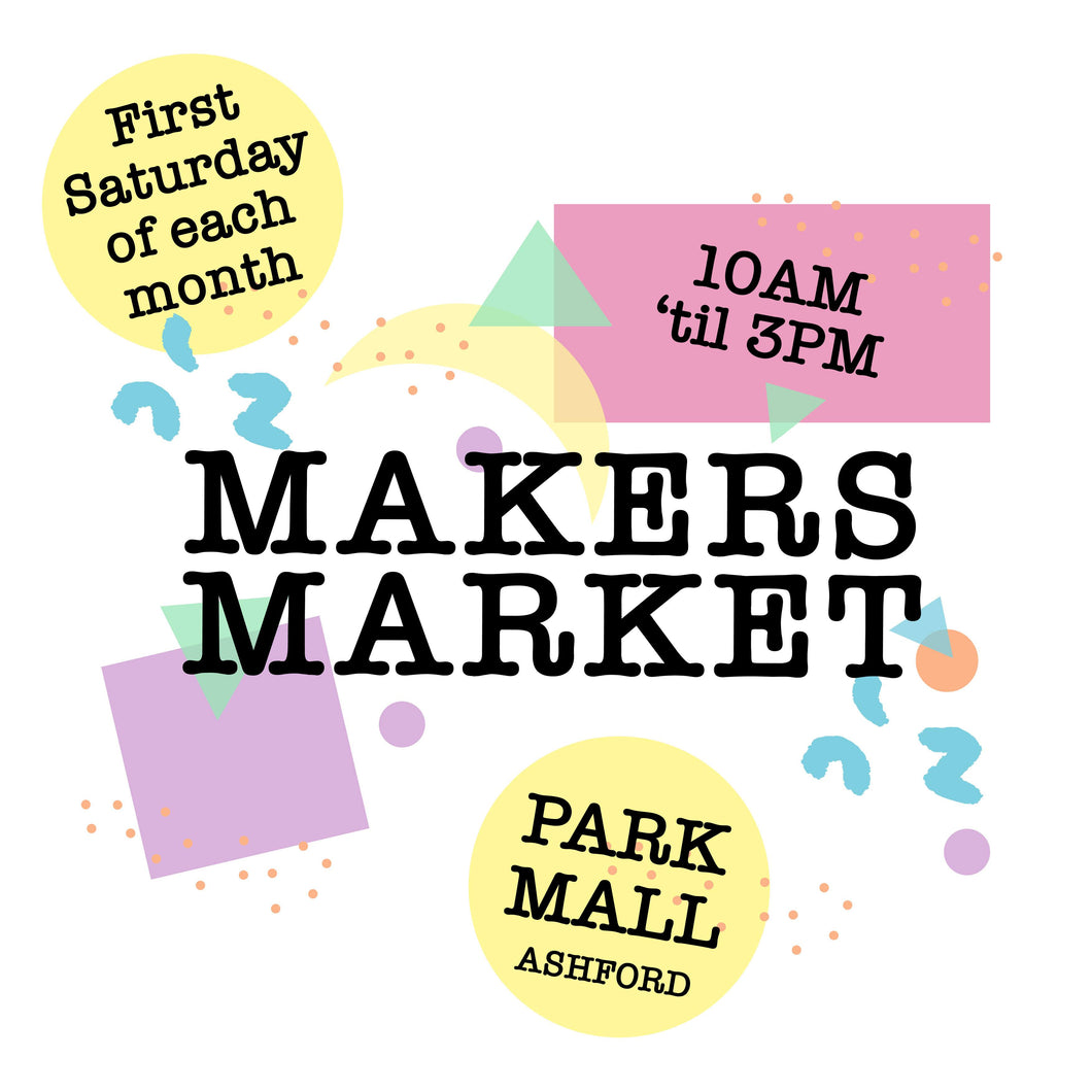 Makers Market 7/11/20 stall payment sharing