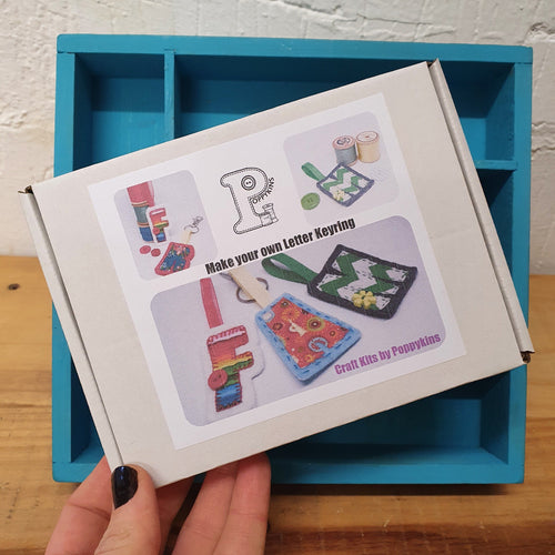 boxed craft kit by Poppykins