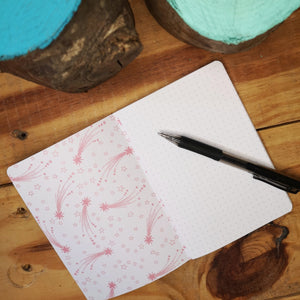 Polar Bear and the Northern Lights notebook a6