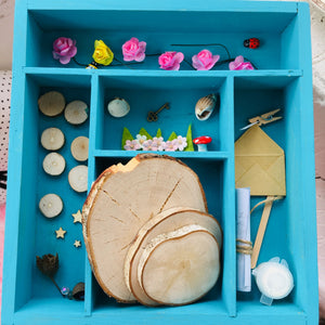 Fairy garden DIY kit