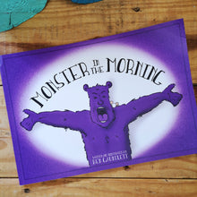 Load image into Gallery viewer, Monster in the morning book