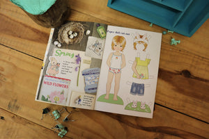 Happy days in pixie land activity book