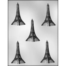 "Load image into Gallery viewer, EIFFEL TOWER 3"" CHOCOLATE MOLD #90-9831"