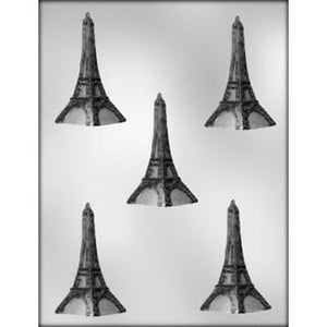 "EIFFEL TOWER 3"" CHOCOLATE MOLD #90-9831"