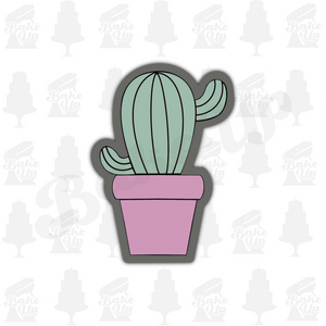 Potted Cactus Cutter