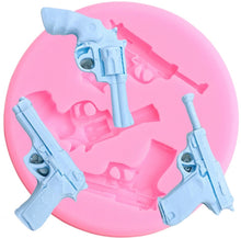 Load image into Gallery viewer, 3D GUN SILICONE MOLD