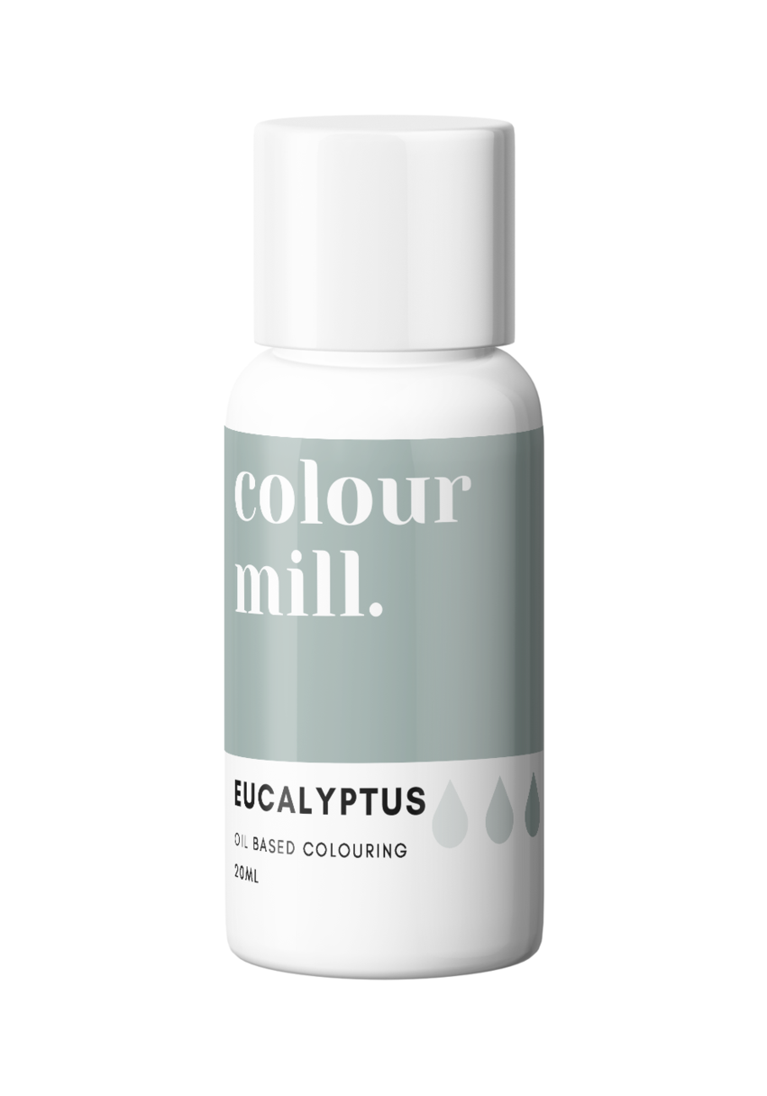 Oil Based Colouring 20ml EUCALYPTUS