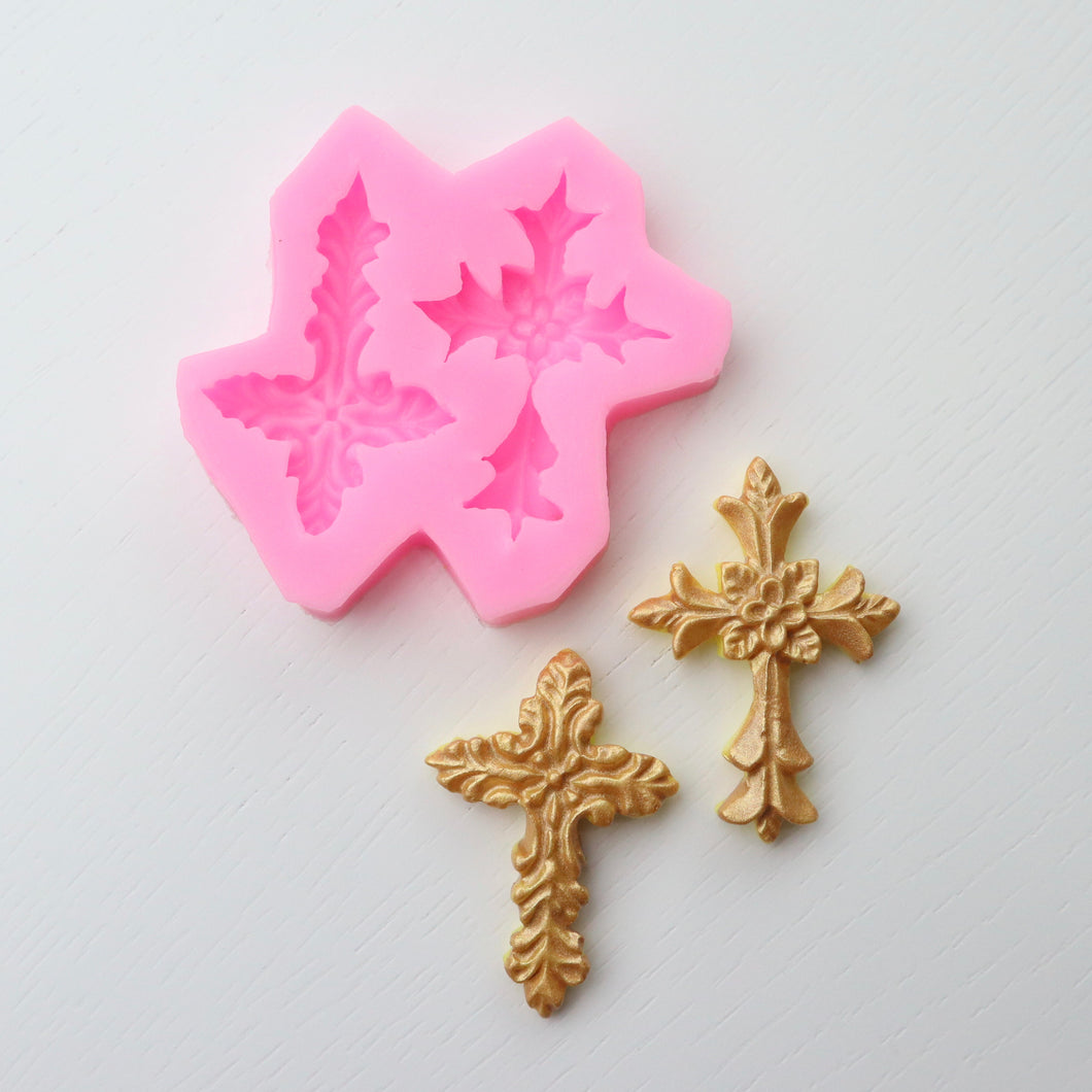 Double Cross Mold