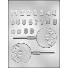 Load image into Gallery viewer, CLASS OF SUCKER CHOCOLATE MOLD 90-13530