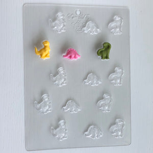 DINOSAUR CHOCOLATE MOLD