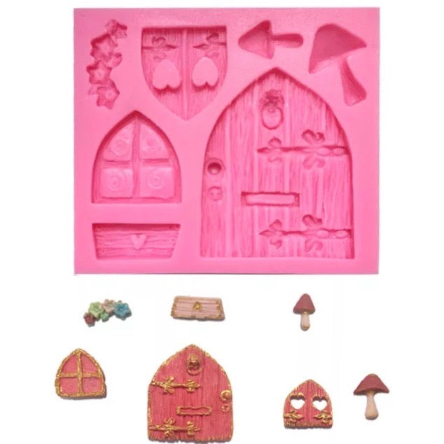 Fairy House Mold