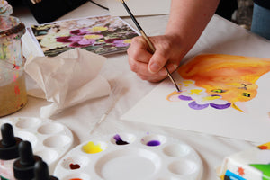 Creating with Acrylic Inks - Online Workshop