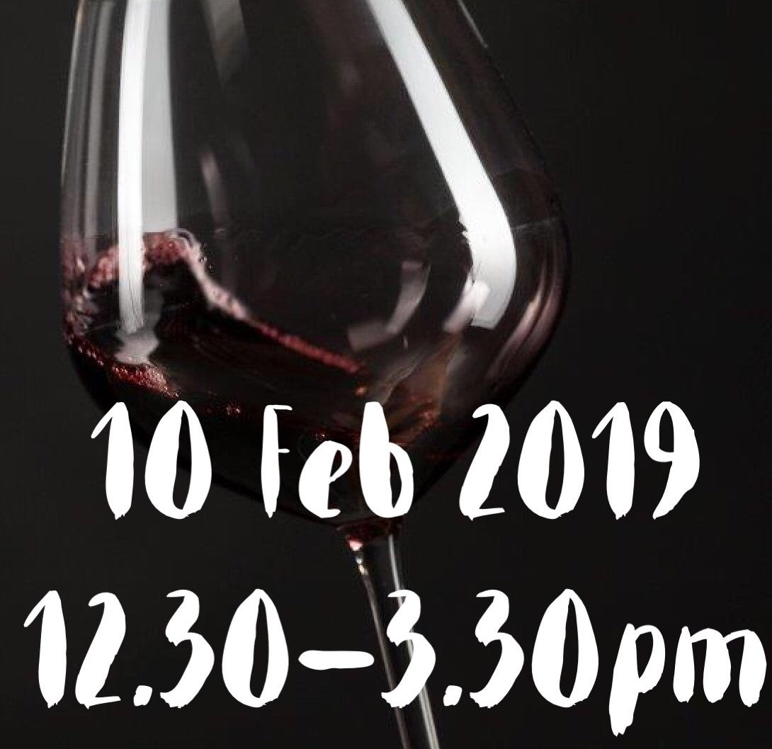 Paint and Plonk at Peter Lehmann Wines 10 February 2019