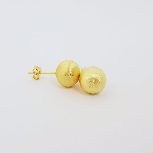 Hayley Earrings - 18ct Gold