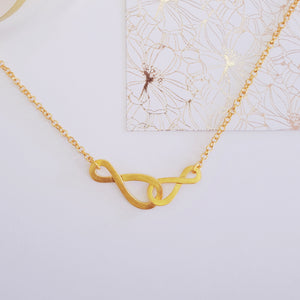 Amelia Necklace - 24ct Gold Vermeil