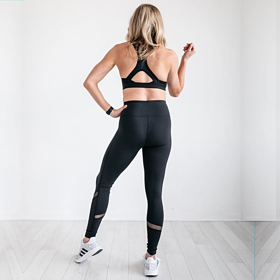 Shape It Up! Leggings Black Legging Order - SewSewYou