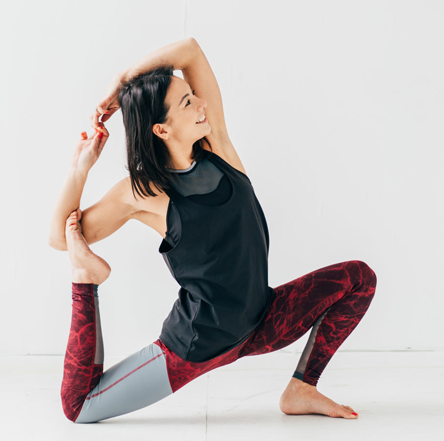 Ultimate Yoga Vest