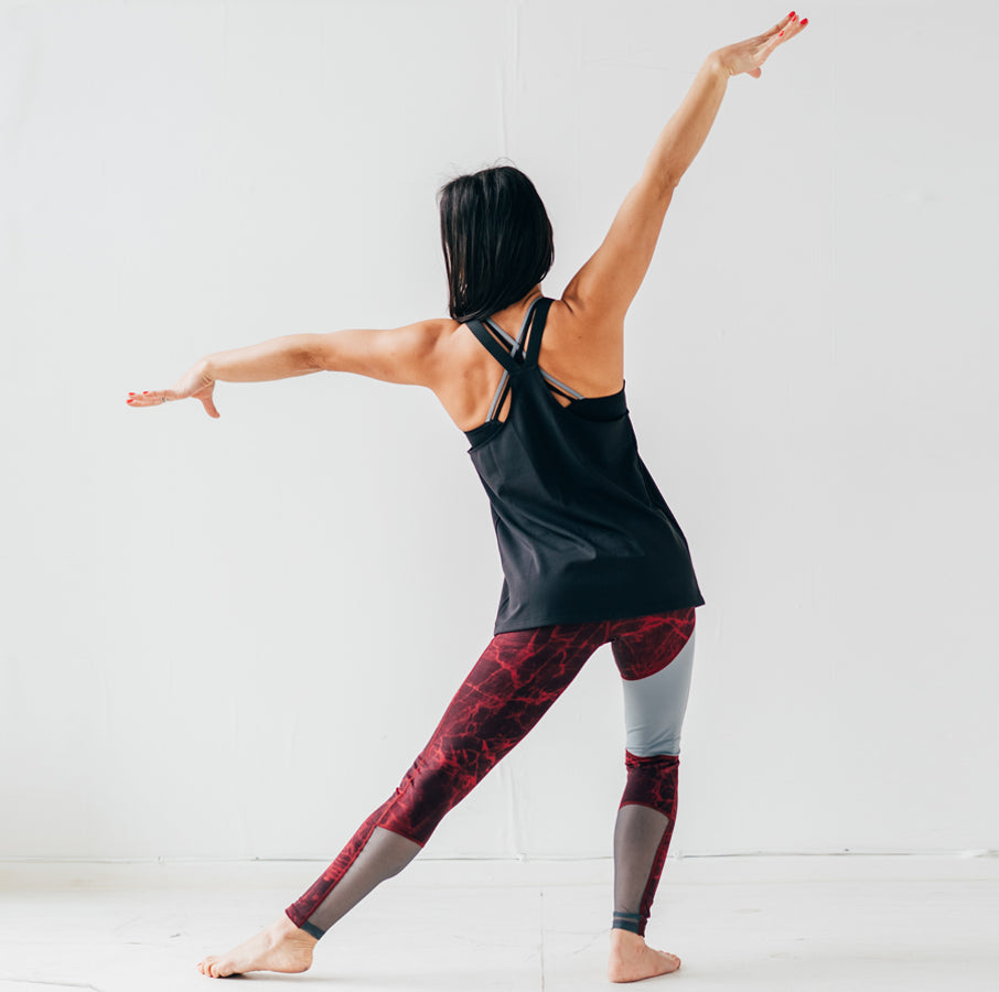 Ultimate Yoga Vest Throw Over Top Order - SewSewYou
