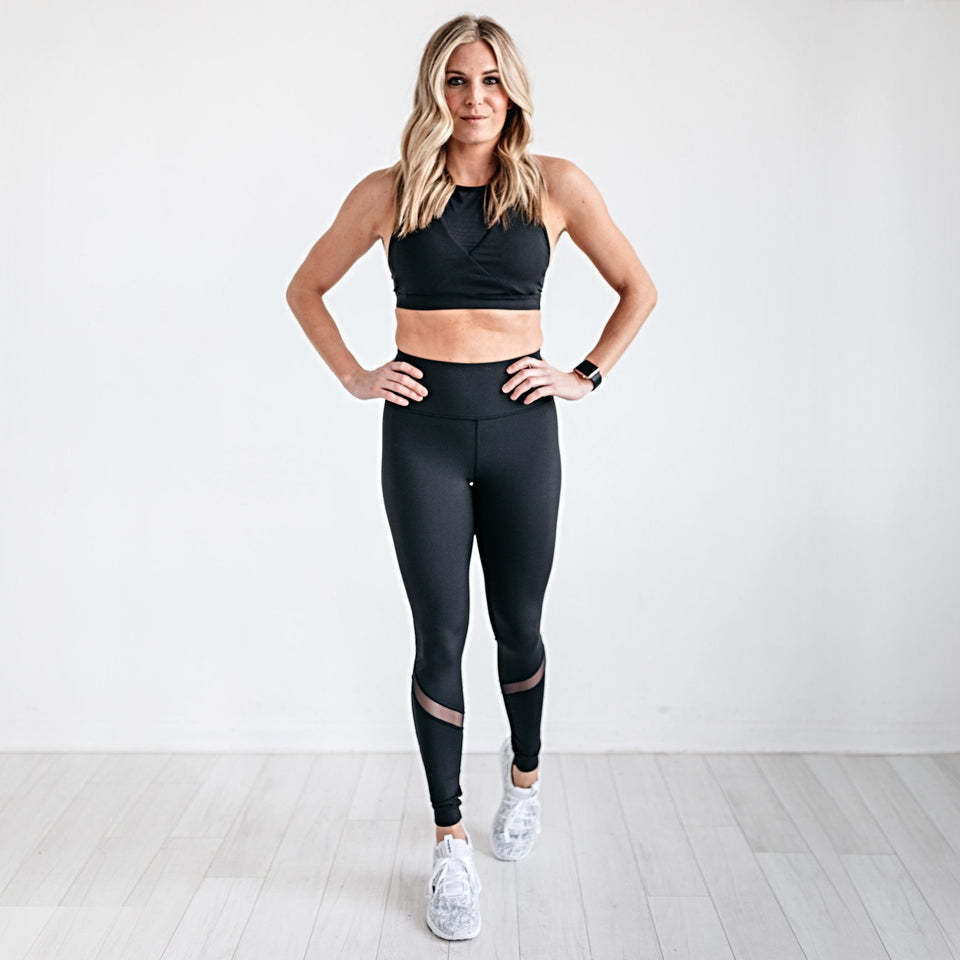 Shape It Up! Leggings Legging Order - SewSewYou