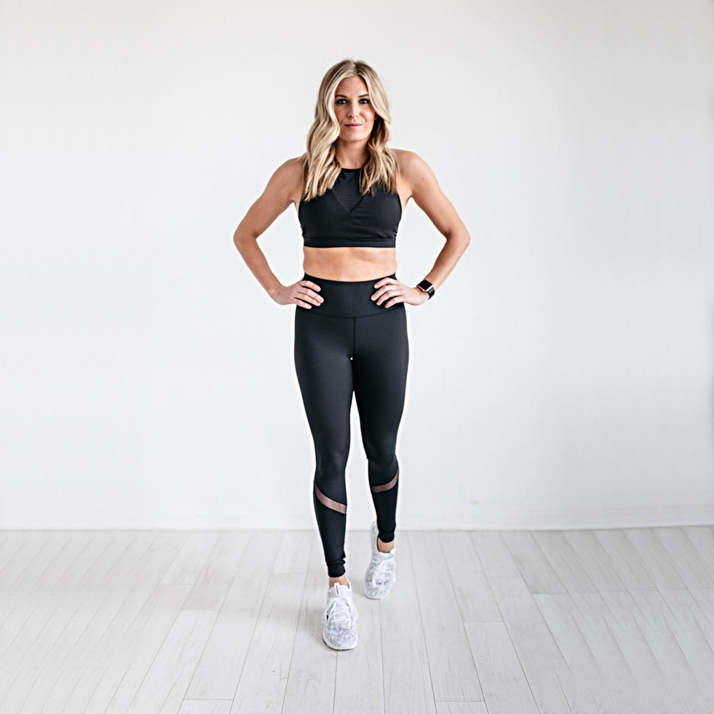 Shape It Up! Sports Bra Top