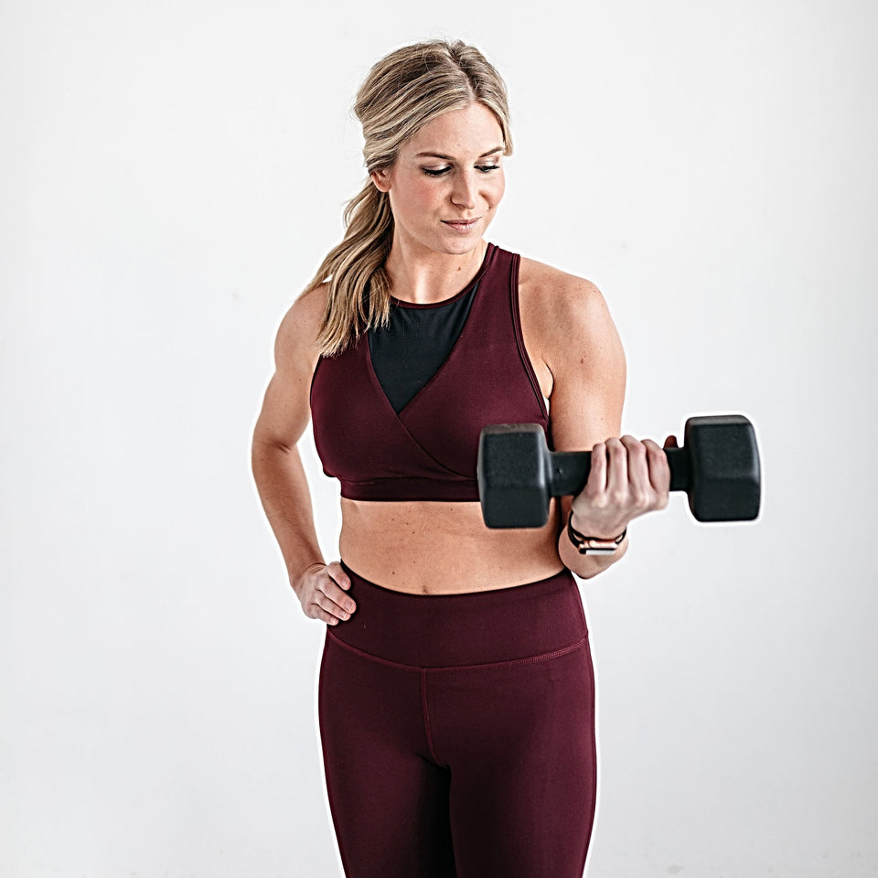 Shape It Up! Sports Bra Top Bra Top Sew Sew You