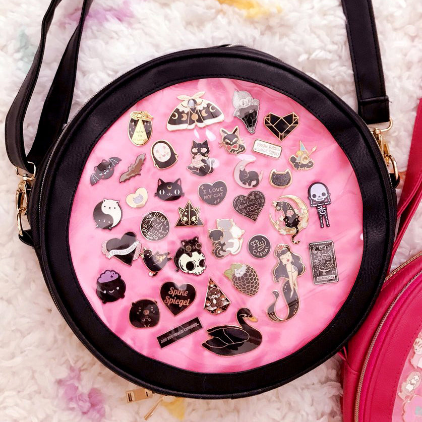 Bubblegum Ita Bag