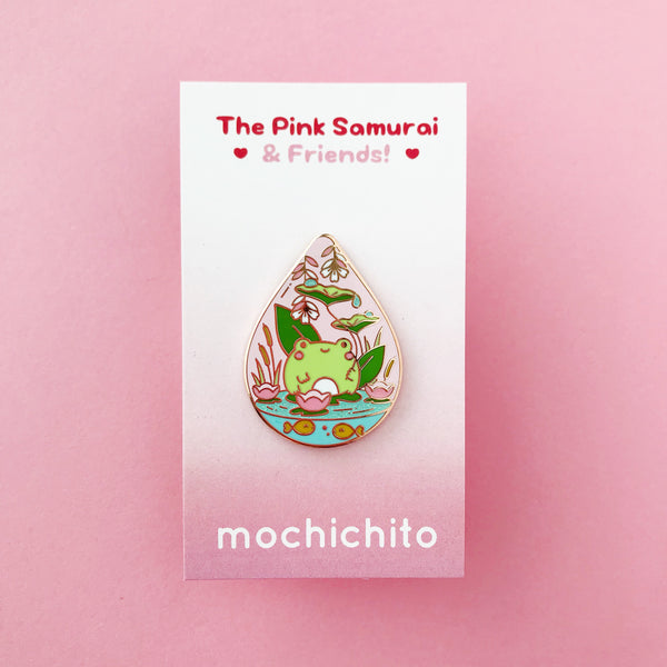 Mochichito for The Pink Samurai & Friends