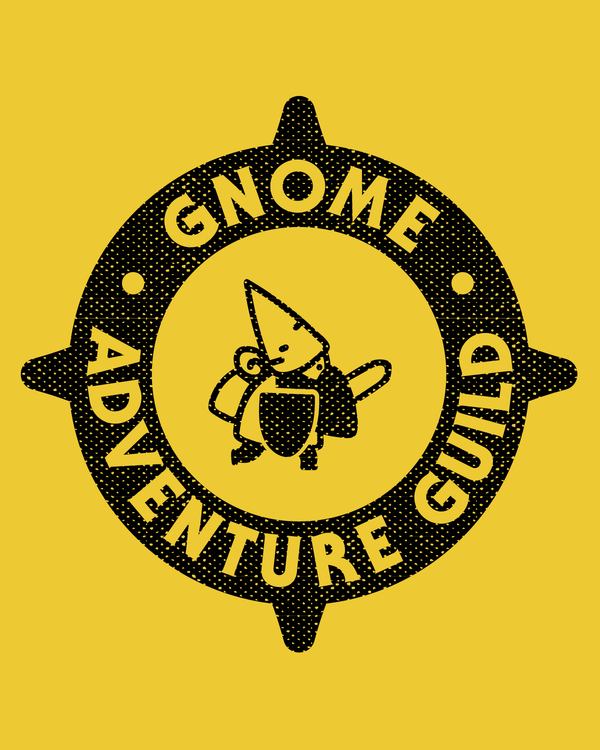 Gnome Adventure Guild Pin Club • Monthly Enamel Pin Subscription