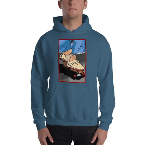 No Worries Four Wheels Down Hoodie