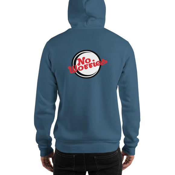 No Worries Hooded Sweatshirt