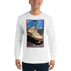 No Worries Four Wheels Down Long Sleeve T-Shirt