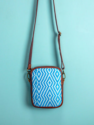 Kente Travel Pouch - Mila Roads