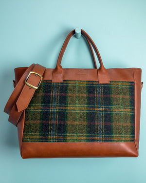 Scottish Tartan Weekender - Mila Roads