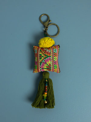 One of a Kind Thai Keychains - Mila Roads