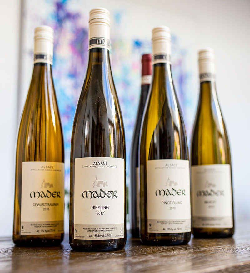 Mader - Beautiful French wines from Alsace