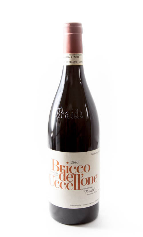 Bricco Dell'Uccellone Barbera d'Asti 2015- Braida
