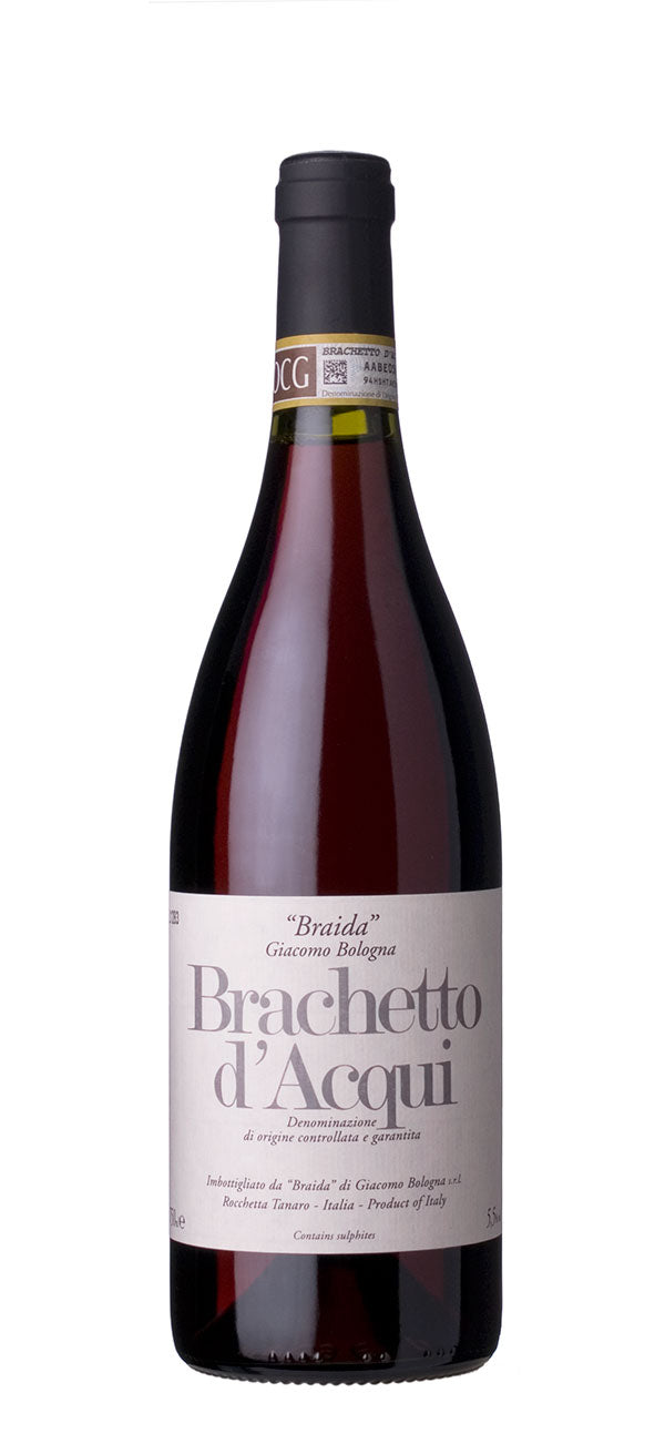 Brachetto d'Acqui 2017 - Braida