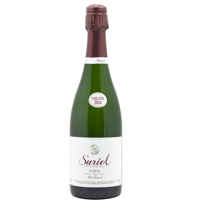Cava Brut Nature 2017 - Can Suriol
