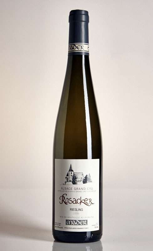 Domaine Mader Riesling Grand Cru Rosacker 2013/2015