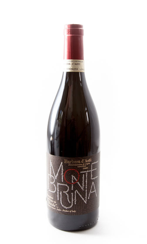 Montebruna Barbera d'Asti 2011 Half Bottle - Braida
