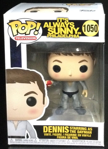 Funko POP! Dennis starring as the Dayman