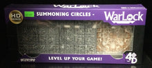 Load image into Gallery viewer, Warlock Tiles - Summoning Circles