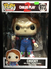 Load image into Gallery viewer, Funko POP! Chucky