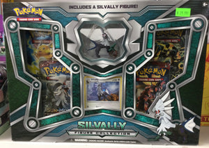 Pokémon Silvally Figure Collection