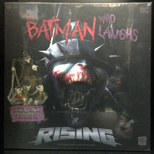 The Batman Who Laughs RISING