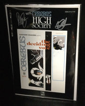 Load image into Gallery viewer, Cerebus: Cerebus High Society #19