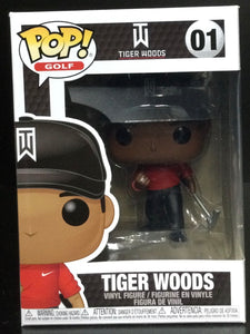 Funko POP! Tigers Woods