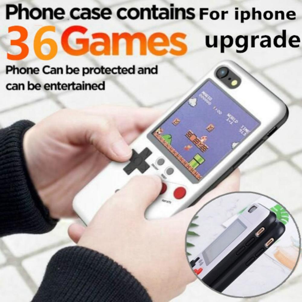 Case Cover Retro Game Console For iPhone - MS Unique