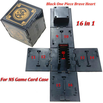 Nintendo Switch Game Cards Case Box 16 in 1 - MS Unique